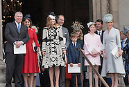 Royals Attend Queen 90 Birthday Thanksgiving Service2