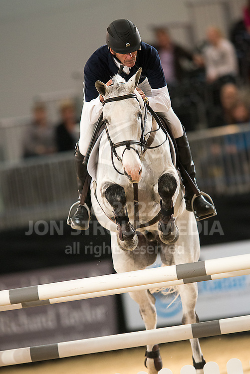 Mark Todd (NZL) & Regent Lad - Express SJ - Eventing - Horse World Live - ExCel London - 17 November 2012