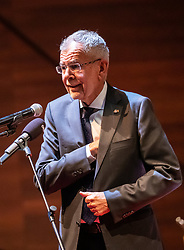 04.07.2019, Festspielhaus, Erl, AUT, Tiroler Festspiele Erl, Eröffnung der Sommersaison 2019/20, im Bild Bundespräsident Alexander Van der Bellen // federal president of Austria Alexander Van der Bellen during the Tyrolean festival Erl opening of the summer season 2019/20 at the Festspielhaus in Erl, Austria on 2019/07/04. EXPA Pictures © 2019, PhotoCredit: EXPA/ Johann Groder