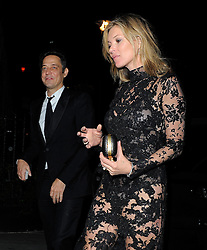 Kate Moss and husband, Jamie Hince, attend the Alexander McQueen: Savage Beauty - press view at the Victoria & Albert Museum in London, UK. 12/03/2015<br />BYLINE MUST READ : GOTCHAIMAGES.COM<br /><br />Copyright by © Gotcha Images Ltd. All rights reserved.<br />Usage of this image is conditional upon the acceptance <br />of Gotcha Images Ltd, terms and conditions available at<br />www.gotchaimages.com