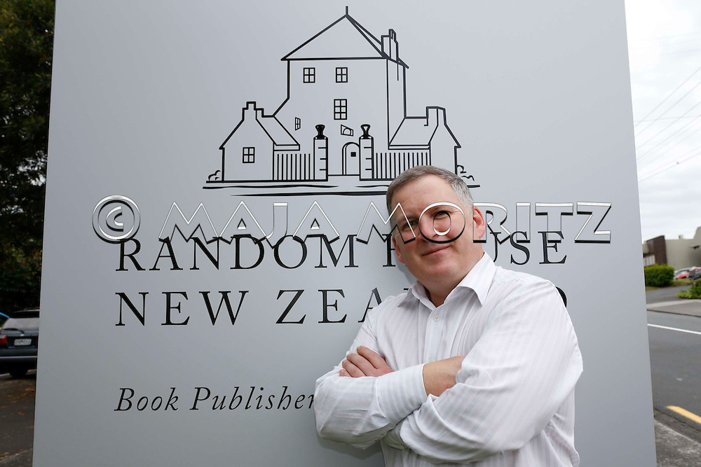 Graeme Morrison, Sales Development Manager, at Randomhouse New Zealand, which is the largest book publisher and distributor in New Zealand