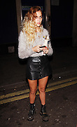 24.SEPTEMBER.2012. LONDON<br /> <br /> ALICE DELLAL LEAVING THE LET IT BE PRESS NIGHT AT THE PRINCE OF WALES THEATRE. <br /> <br /> BYLINE: EDBIMAGEARCHIVE.CO.UK<br /> <br /> *THIS IMAGE IS STRICTLY FOR UK NEWSPAPERS AND MAGAZINES ONLY*<br /> *FOR WORLD WIDE SALES AND WEB USE PLEASE CONTACT EDBIMAGEARCHIVE - 0208 954 5968*