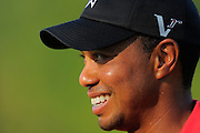 Tiger Woods after winning the AT&T National at Congressional Country Club on July 1, 2012 in Bethesda, Maryland. ..©2012 Scott A. Miller