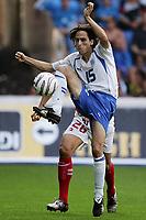 Fotball, 3. september 2005, Sveits - Israel, <br /> Yossi Shai Benayoun (Israel)