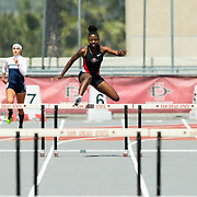 24 March 2017: The SDSU Track and Field team host the 39th Annual Aztec Invite at the Sports Deck. <br /> www.sdsuaztecphotos.com