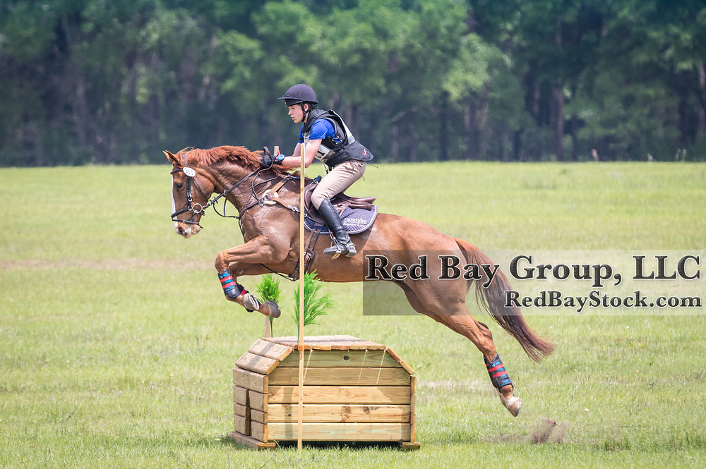 Zachary Baugh and Rock Encore at the Ocala International in Ocala, Florida.