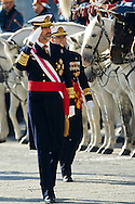 Queen Letizia of Spain attended the New Year's Military Parade at the Palacio Real on January 6, 2015 in Madrid, Spain