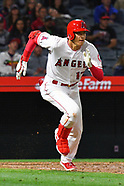 Giants at Angels 20 April 2018