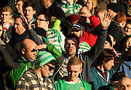 Picture by Tom Smith/Focus Images Ltd 07545141164<br /> 26/12/2013<br /> Yeovil Town fans during the Sky Bet Championship match at the Goldsands Stadium, Bournemouth.