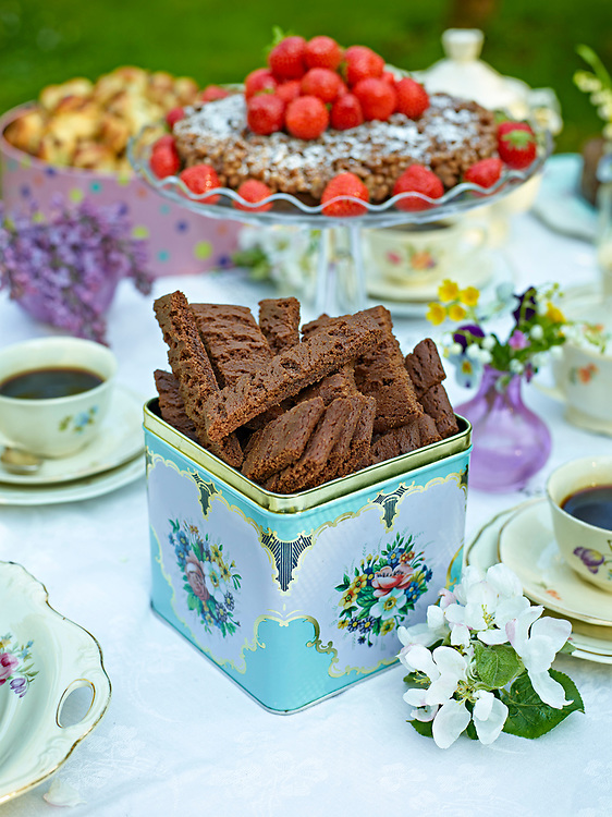 Motiv:Chokladfest<br /> Recept: Katarina Carlgren<br /> Fotograf: Thomas Carlgren<br /> Anv&auml;ndningsr&auml;tt: Publ en g&aring;ng<br /> Annan publicering kontakta fotografen
