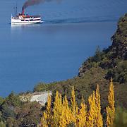 TSS Earnslaw Lake Wakatipu Queenstown