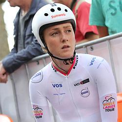 31-08-2017: Wielrennen: Boels Ladies Tour: Roosendaal: Floortje Mackaij