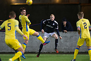 Dundee&rsquo;s Ian Smith - Dundee v St Johnstone, SPFL Development League at Links Park, Montrose<br /> <br />  - &copy; David Young - www.davidyoungphoto.co.uk - email: davidyoungphoto@gmail.com