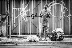 2014 Rag-man in Rio de Janeiro