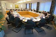 Nederland, Utrecht, 20031215..CTG bestuursvergadering..College Tarieven Gezondheidszorg...Netherlands, Utrecht, 20,031,215..CTG board..College Health Care Rates.    .