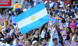 Cape Town-180217  supporters came to watch their team against Stomers at Newlands stadium in Cape Town Jaguares.photograph:Phando Jikelo/African News Agency/ANA