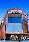 College Football Hall of Fame, Atlanta, Georgia, USA