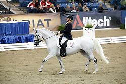 Van De Sande Petra (NED) - Toscane<br /> Alltech FEI World Equestrian Games <br /> Lexington - Kentucky 2010<br /> © Hippo Foto - Leanjo de Koster