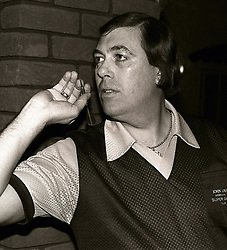 File photo dated 06-02-1982 of John Lowe who will receive an MBE after he was named in the New Year Honours list.