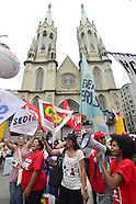 Brazil: Protest against government of Temer, 12 Nov. 2016