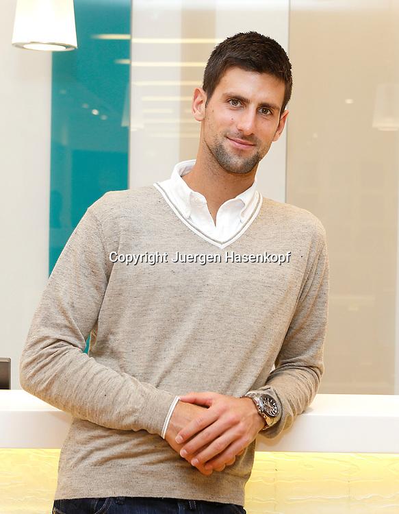 Dubai Tennis Championships 2014, ATP Tennis Turnier,International Series,Dubai Tennis Stadium, U.A.E., Novak Djokovic (SRB)