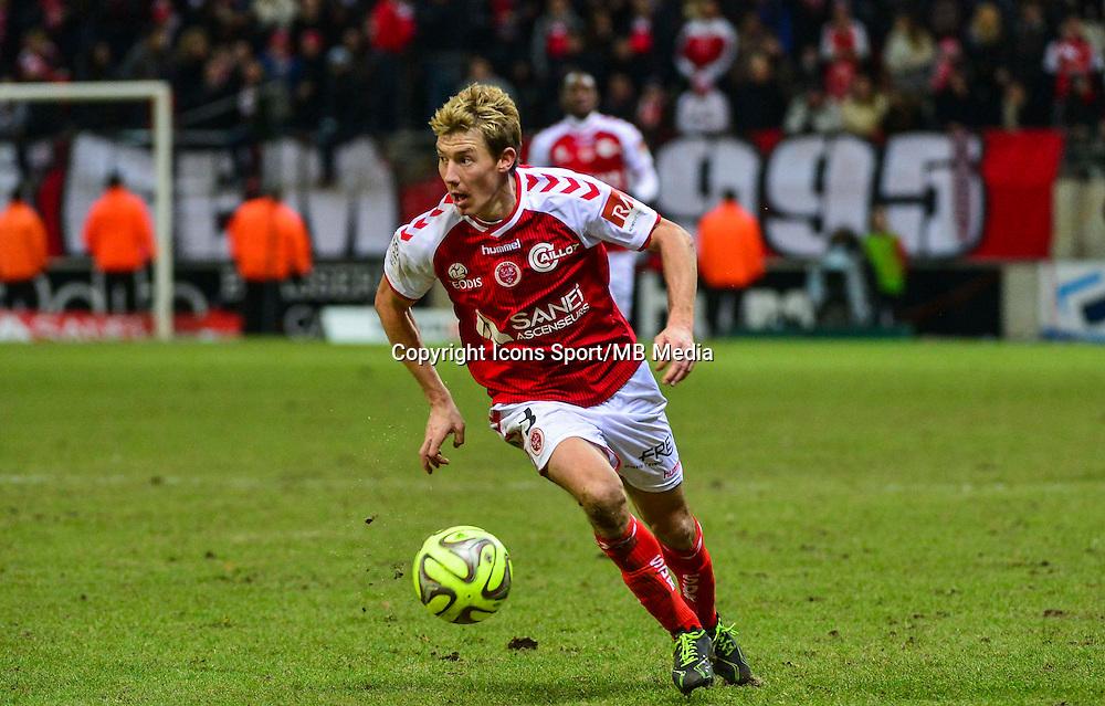 Franck SIGNORINO - 25.01.2015 - Reims / Lens  - 22eme journee de Ligue1<br /> Photo : Dave Winter / Icon Sport *** Local Caption ***