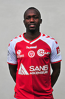 Bocundji Ca - 21.10.2014 - Photo officielle Reims - Ligue 1 2014/2015<br /> Photo : Philippe Le Brech / Icon Sport