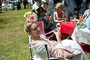 ANNIKA TANAKA, Royal Ascot. Tuesday. 14 June 2011. <br /> <br />  , -DO NOT ARCHIVE-© Copyright Photograph by Dafydd Jones. 248 Clapham Rd. London SW9 0PZ. Tel 0207 820 0771. www.dafjones.com.