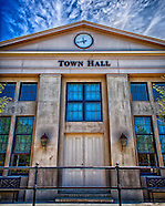New Town City Hall