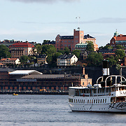 Stockholm, the capital of Sweden, built on 14 islands and the most populous city in Scandinavia.<br /> Jose More Photography