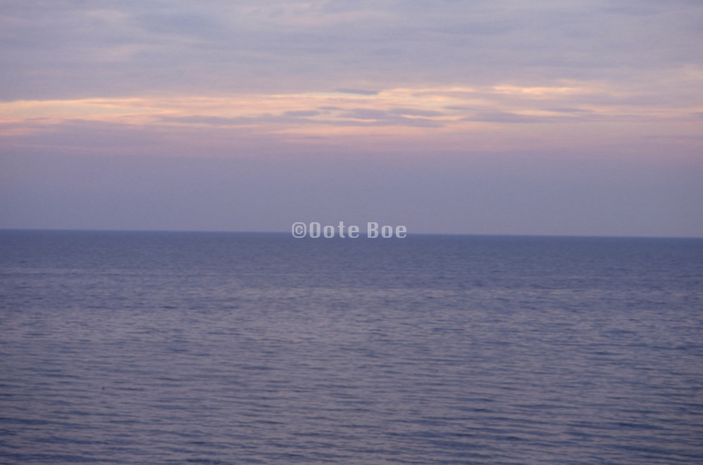 Seascape of Lake Erie