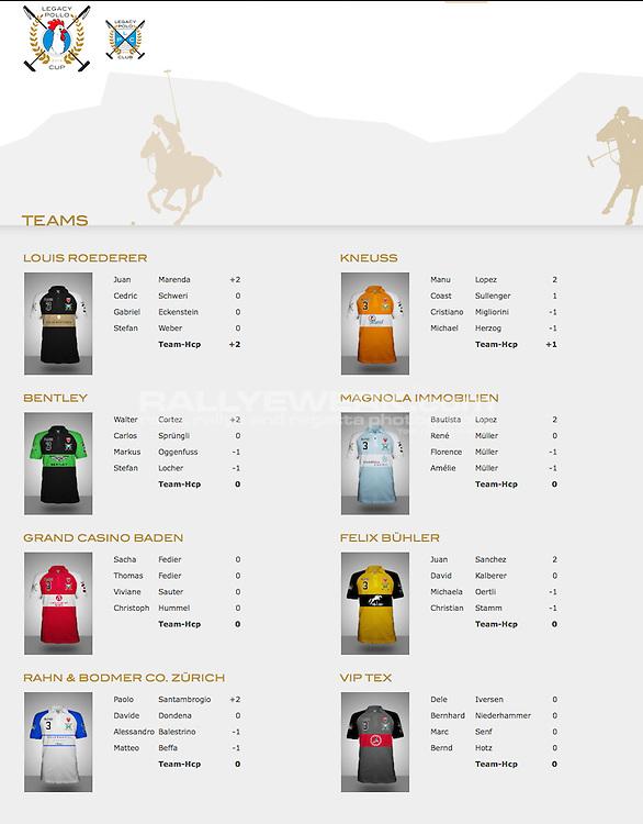 Das erste offizielle Polo-Turnier im Aargauer Birrfeld steht vor der Türe.<br /> <br /> Während 3 Tagen wird vom 1. bis zum 3. August 2014 auf dem Spielgelände des Legacy Polo Clubs die schnellste Teamsportart der Welt aus nächster Nähe zu bestaunen sein.<br /> <br /> Pollo bedeutet auf Spanisch Huhn und genau aus dem Grund wird sich beim Turnier alles rund ums Güggeli drehen.