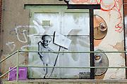 Graffiti, E-Werk, Weimar, Thüringen, Deutschland | E-Werk, Weimar, Thuringia, Germany
