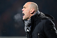 Onderwerp/Subject: Willem II - Eredivisie<br /> Reklame:  <br /> Club/Team/Country: <br /> Seizoen/Season: 2014/2015<br /> FOTO/PHOTO: Coach Jurgen STREPPEL of Willem II giving instruction. (Photo by PICS UNITED)<br /> <br /> Trefwoorden/Keywords: <br /> #21 $64 ±1401974349562<br /> Photo- & Copyrights © PICS UNITED <br /> P.O. Box 7164 - 5605 BE  EINDHOVEN (THE NETHERLANDS) <br /> Phone +31 (0)40 296 28 00 <br /> Fax +31 (0) 40 248 47 43 <br /> http://www.pics-united.com <br /> e-mail : sales@pics-united.com (If you would like to raise any issues regarding any aspects of products / service of PICS UNITED) or <br /> e-mail : sales@pics-united.com   <br /> <br /> ATTENTIE: <br /> Publicatie ook bij aanbieding door derden is slechts toegestaan na verkregen toestemming van Pics United. <br /> VOLLEDIGE NAAMSVERMELDING IS VERPLICHT! (© PICS UNITED/Naam Fotograaf, zie veld 4 van de bestandsinfo 'credits') <br /> ATTENTION:  <br /> © Pics United. Reproduction/publication of this photo by any parties is only permitted after authorisation is sought and obtained from  PICS UNITED- THE NETHERLANDS