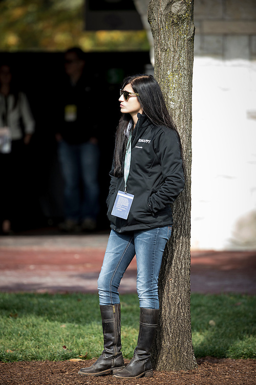 October 29, 2015:  Trainer, Maria Borell at Keeneland Race Course, Lexington KY. Alex Evers/ESW/CSM