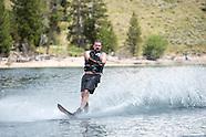 Elledge Water Skiing Jackson Lake Summer 2016