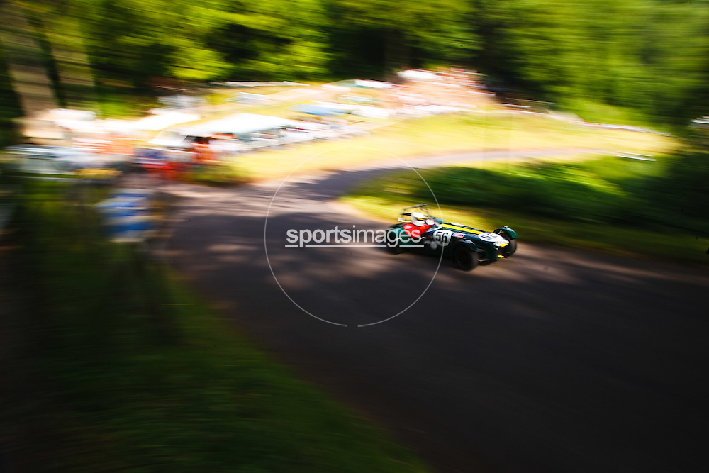 Car number 56 (driven by Kelvin Lee ) at Shelsley Hill climb 6/6/10