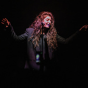 "WASHINGTON, DC - March 7th, 2014 -  Lorde performs at Echostage in Washington, D.C. Hit singles such as ""Royals"" and ""Team"" have propelled her debut album, Pure Heroine, to the top of the charts all over the world. (Photo by Kyle Gustafson / For The Washington Post)"