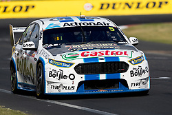 October 8, 2018 - Bathurst, NSW, U.S. - BATHURST, NSW - OCTOBER 07: Mark Winterbottom / Dean Canto in the The Bottle-O Racing Team Ford Falcon at the Supercheap Auto Bathurst 1000 V8 Supercar Race at Mount Panorama Circuit in Bathurst, Australia on October 07, 2018 (Photo by Speed Media/Icon Sportswire) (Credit Image: © Speed Media/Icon SMI via ZUMA Press)