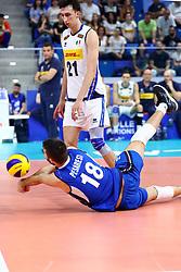 NICOLA PESARESI (ITALIA)<br /> ITALIA - ARGENTINA<br /> PALLAVOLO VNL VOLLEYBALL NATIONS LEAGUE 2019<br /> MILANO 22-06-2019<br /> FOTO GALBIATI -  RUBIN