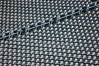 Matching Stands at the Lincoln Financial Field