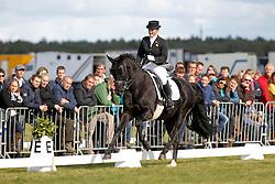 Vermeire Kirsten (BEL) - Treasure<br /> LRV Nationaal Tornooi Genk 2012<br /> © Dirk Caremans