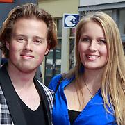 NLD/Amsterdam/20110611 - Premiere Kung Fu Panda 2, Sebastian Wulff en .....