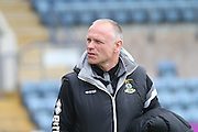 Inverness Caledonian Thistle boss John Hughes - Dundee v Inverness Caledonian Thistle - SPFL Premiership at Dens Park <br /> <br />  - &copy; David Young - www.davidyoungphoto.co.uk - email: davidyoungphoto@gmail.com