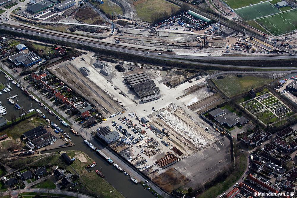 Ombouw N31 Harlingen