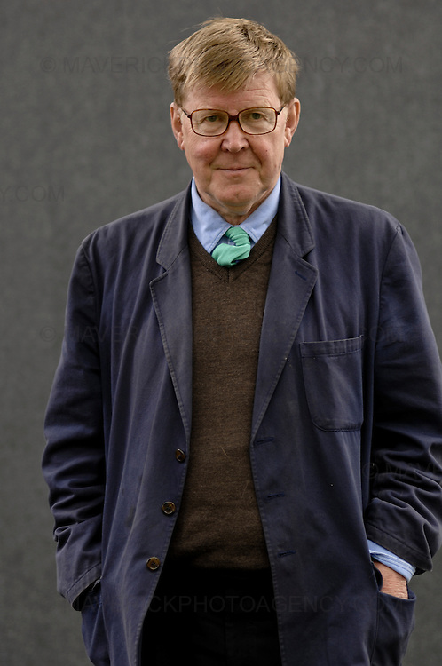 """One of the best loved writers in Britain, Alan Bennett made a rare public apperance at Edinburgh's International Book Festival.  All of Alan Bennett's humour and humanity are beautifully contained in his latest fiction """"The Uncommon Reader"""", in which the Queen discovers literature with some unexpected results. .."""