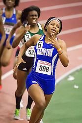 400m, Hampton, 396, Boston University John Terrier Invitational Indoor Track and Field