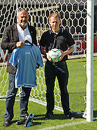 05 Jun 2013 FC Helsingør Sponsoraftale med Mitre