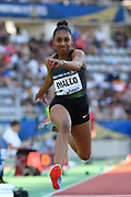 Rouguy Diallo (FRA) competes in Triple Jump Women during the Meeting de Paris 2018, Diamond League, at Charlety Stadium, in Paris, France, on June 30, 2018 - Photo Julien Crosnier / KMSP / ProSportsImages / DPPI