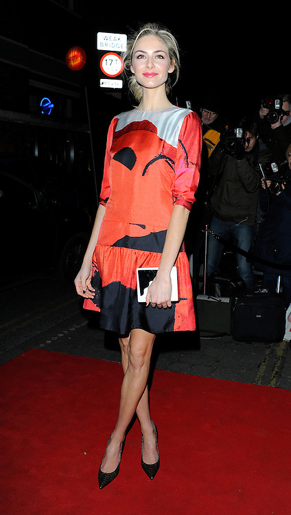 Actress Tamsin Egerton attends the YSL Beauty: YSL Loves Your Lips party at The Boiler House,The Old Truman Brewer in London, UK. 20/01/2015<br />BYLINE MUST READ : GOTCHAIMAGES.COM<br /><br />Copyright by &copy; Gotcha Images Ltd. All rights reserved.<br />Usage of this image is conditional upon the acceptance <br />of Gotcha Images Ltd, terms and conditions available at<br />www.gotchaimages.com